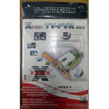 Внутренний TV-tuner Kworld Xpert TV-PVR 883 (V-Stream VS-LTV883RF) PCI (Павловский Посад)