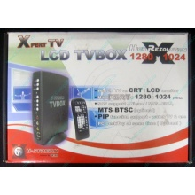 Внешний TV tuner KWorld V-Stream Xpert TV LCD TV BOX VS-TV1531R (Павловский Посад)