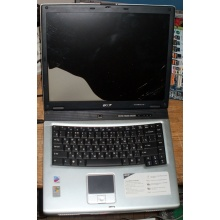 "Ноутбук Acer TravelMate 4150 (4154LMi) (Intel Pentium M 760 2.0Ghz /256Mb DDR2 /60Gb /15"" TFT 1024x768) - Павловский Посад"