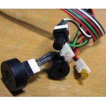 Светодиоды в Павловском Посаде, кнопки и динамик (с кабелями и разъемами) для корпуса Chieftec (Павловский Посад)