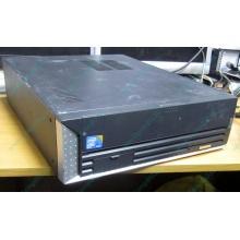 Лежачий четырехядерный компьютер Intel Core 2 Quad Q8400 (4x2.66GHz) /2Gb DDR3 /250Gb /ATX 250W Slim Desktop (Павловский Посад)