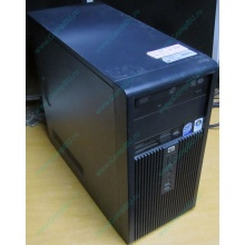Компьютер Б/У HP Compaq dx7400 MT (Intel Core 2 Quad Q6600 (4x2.4GHz) /4Gb /250Gb /ATX 300W) - Павловский Посад