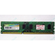 НЕРАБОЧАЯ память 4Gb DDR3 SP (Silicon Power) SP004BLTU133V02 1333MHz pc3-10600 (Павловский Посад)