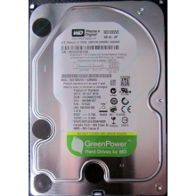 Б/У жёсткий диск 1Tb Western Digital WD10EVVS Green (WD AV-GP 1000 GB) 5400 rpm SATA (Павловский Посад)