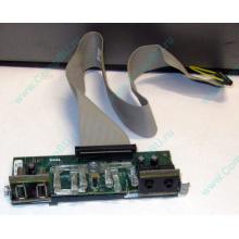 Панель передних разъемов (audio в Павловском Посаде, USB) и светодиодов для Dell Optiplex 745/755 Tower (Павловский Посад)