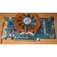 Глючная видеокарта 512Mb DDR3 nVidia GeForce 9800GT Gigabyte GV-N98TZL-512H PCI-E (Павловский Посад)