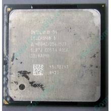 Процессор Intel Celeron D (2.4GHz /256kb /533MHz) SL87J s.478 (Павловский Посад)