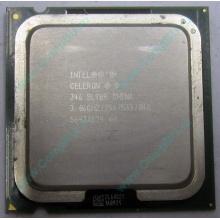 Процессор Intel Celeron D 346 (3.06GHz /256kb /533MHz) SL9BR s.775 (Павловский Посад)
