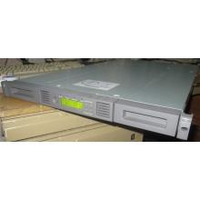 HP AH562A StorageWorks 1/8 Ultrium 920 G2 SAS Tape Autoloader LVLDC-0501 LTO-3 (Павловский Посад)