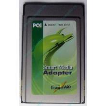 Smart Media PCMCIA адаптер PQI (Павловский Посад)